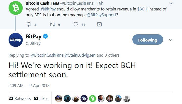 POS cihazında Bitcoin Cash ile ödeme dönemi başladı