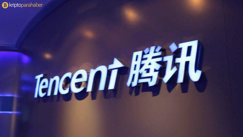 Tencent dijital para araştırma grubu oluşturmak için çalışmalara başladı