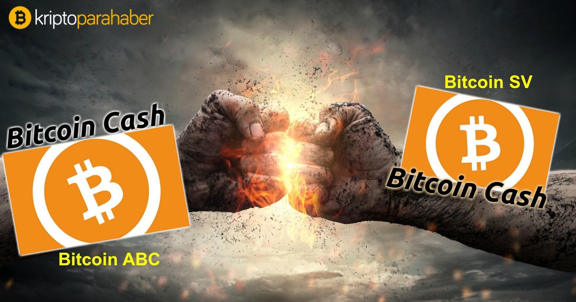 Bitcoin Cash (BCH) hard forku zaman çizgisi
