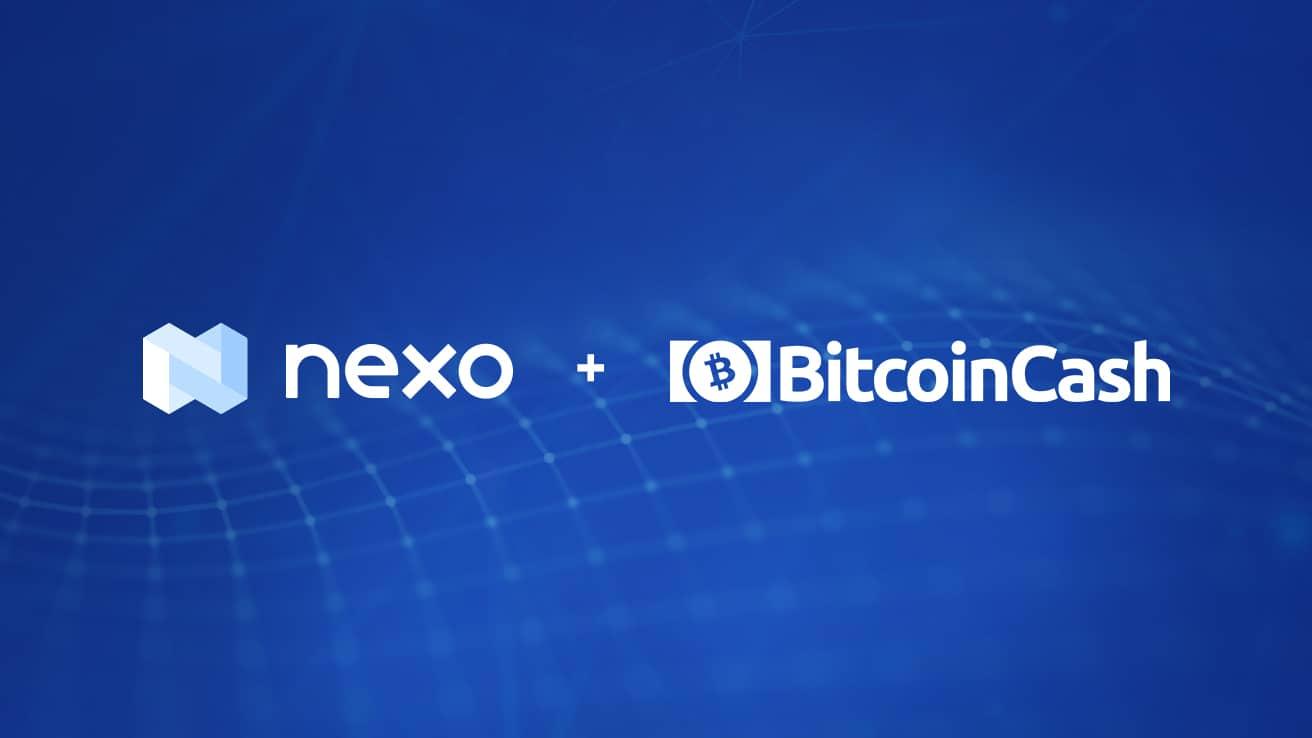 nexo bitcoincash
